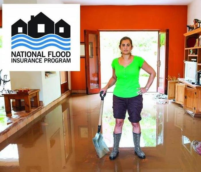Storm Damage National Preparedness Month: National Flood Insurance