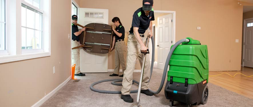 Emmaus, PA residential restoration cleaning